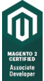Magento associate developer certified