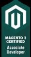 Magento associate developer certified